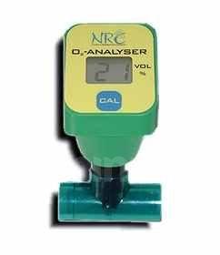 Analizador nitrox y o2 for Analizador de oxigeno