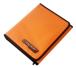 Funda  LOG BOOK Naranja